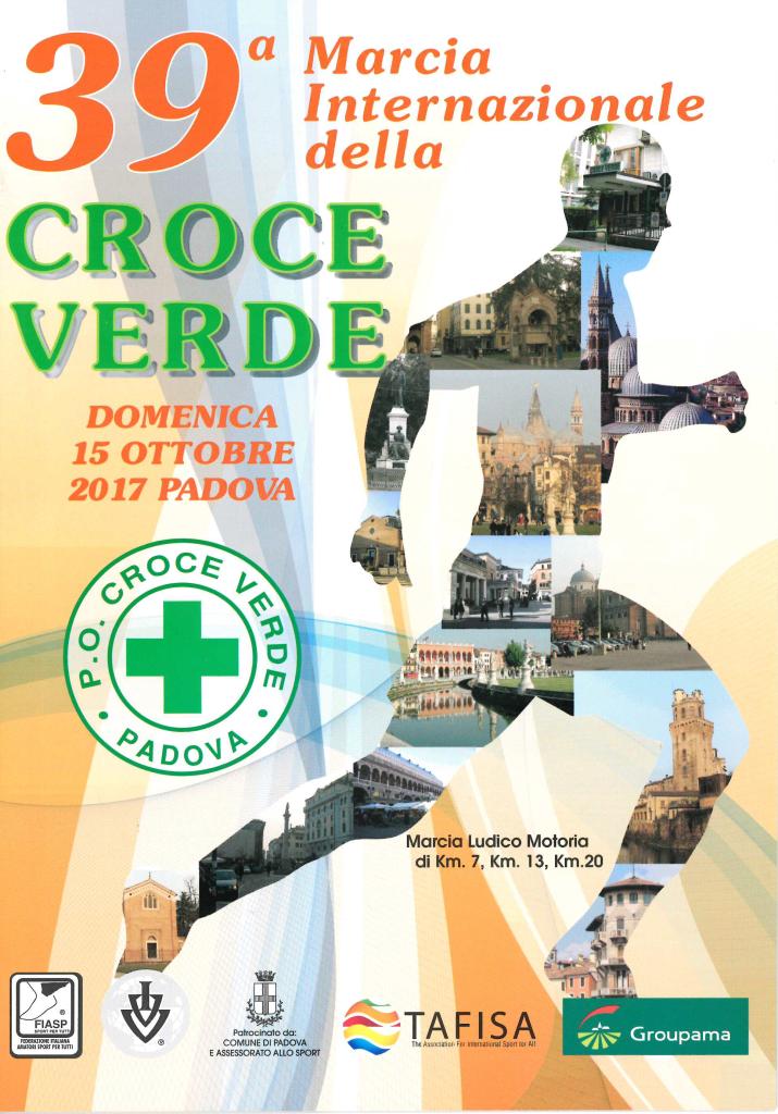 39.ma marcia Croce Verde